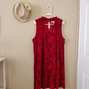 Dresses & Skirts - Velour dress